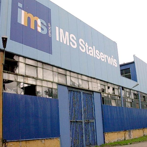 2004 - IMS Stalserwis Spólka z.o.o.