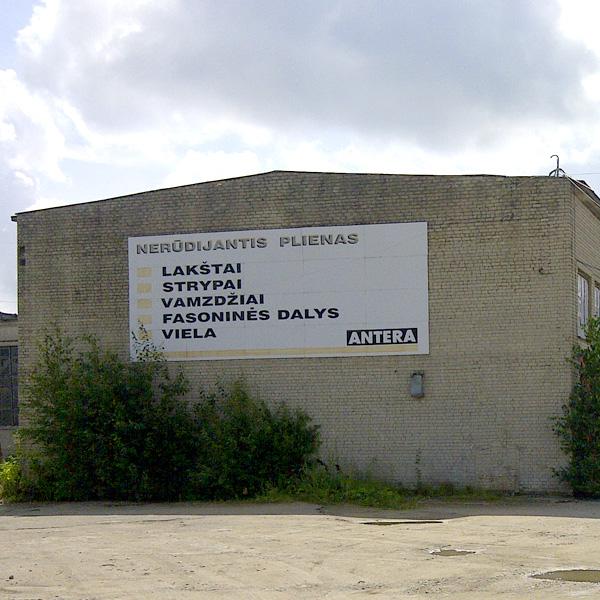 2008 - UAB IMS Antera in Litauwen