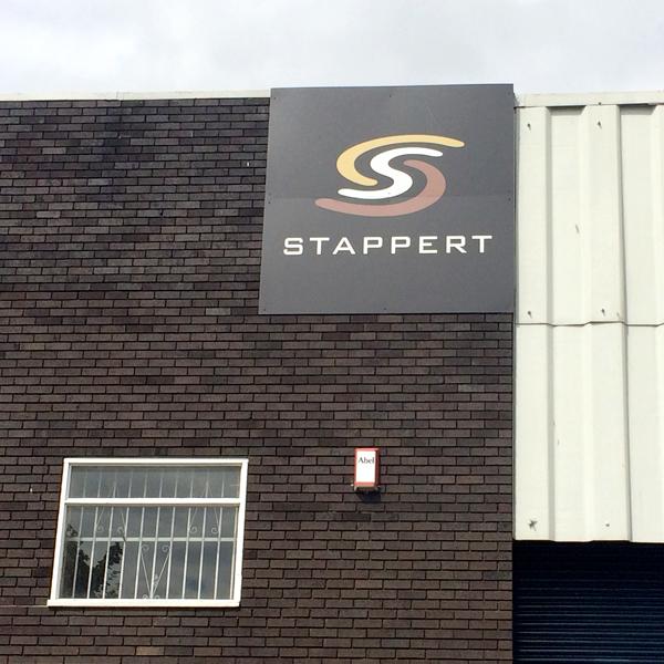 2014 - STAPPERT UK, in Great-Britain.