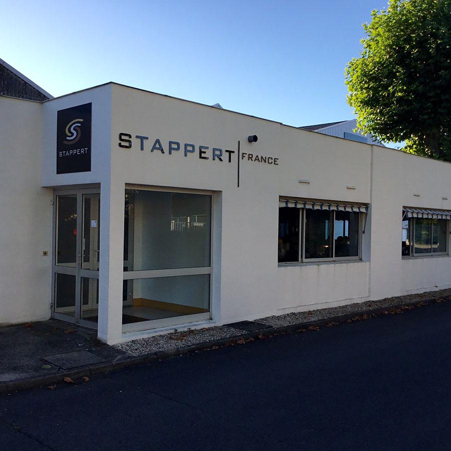 2012 - STAPPERT France