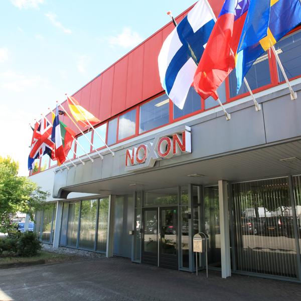 2012 - Noxon wordt een eigen merk binnen de STAPPERT groep.