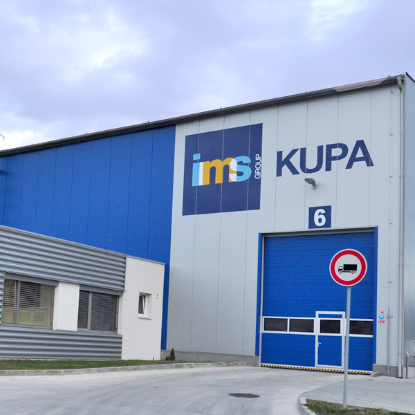 2005 - IMS KUPA Inc. Slowakije.