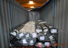 Container to Bangladesh
